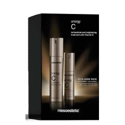 PACK NAVIDAD ENERGY C INTENSIVE CREAM + EYE CONTOUR MESOESTETIC