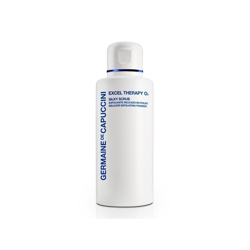Silky Scrub - Excel Therapy O2 - Facial - Germaine de Capuccini