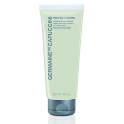 Green Soul Scrub Perfect Forms Germaine de capuccini