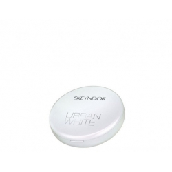 Polvo Compacto Matificante color 01 Urban White Skeyndor