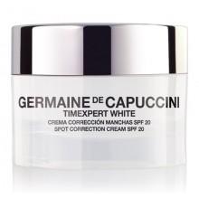 Crema Corrección De Manchas SPF 20 - Timexpert White Germaine de Capuccini