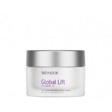 Crema redefinición rostro y cuello pieles normales a mixtas Global Lift Skeyndor