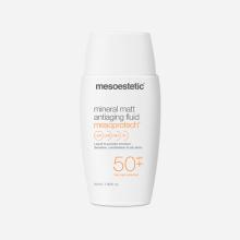Mesoprotech Mineral Matt Antiaging Fluid 50+ Proteccion Solar - mesoestetic ® - mesoestetic ®