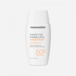 mesoprotech mineral matt antiaging fluid 50+ proteccion solar Mesoestetic