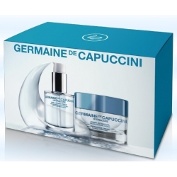 PACK HYDRACURE PROM P MUY SEC 50ML+SERUM H. 30ML GERMAINE DE CAPUCCINI 19