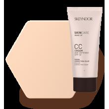 Maquillaje CC cream Skeyndor
