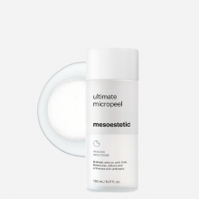 Ultimate micropeel peeling solutions Mesoestetic.