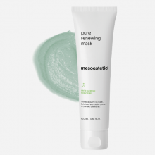 Pure renewing mask anti-blemish solutions Mesoestetic.