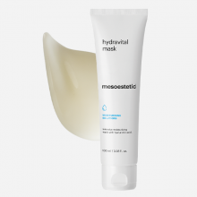 Hydravital mask moisturising solutions Mesoestetic.