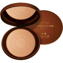 Polvos maquilladores con proteccion solar 15 gr Institut Esthederm - Sublimador del bronceado - Institut Esthederm Paris