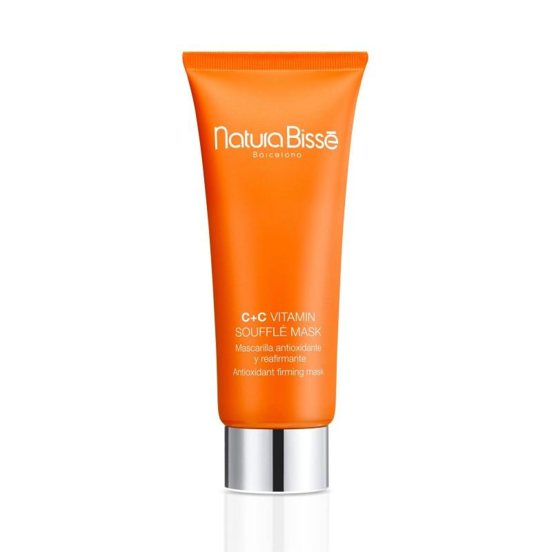 C+C vitamin Souffle Mask Mascarilla antioxidante Reafirmante Natura Bisse - C+C Vitamin Line - Natura Bisse