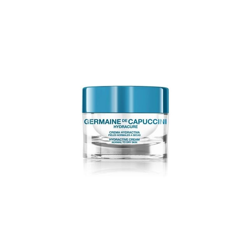 Crema Hydractiva Pieles Normales A Secas - Hydracure - Facial - Germaine de Capuccini