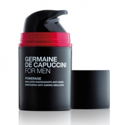 For Men Powerage Emulsion Energizante Anti-edad - Inicio - Germaine de Capuccini