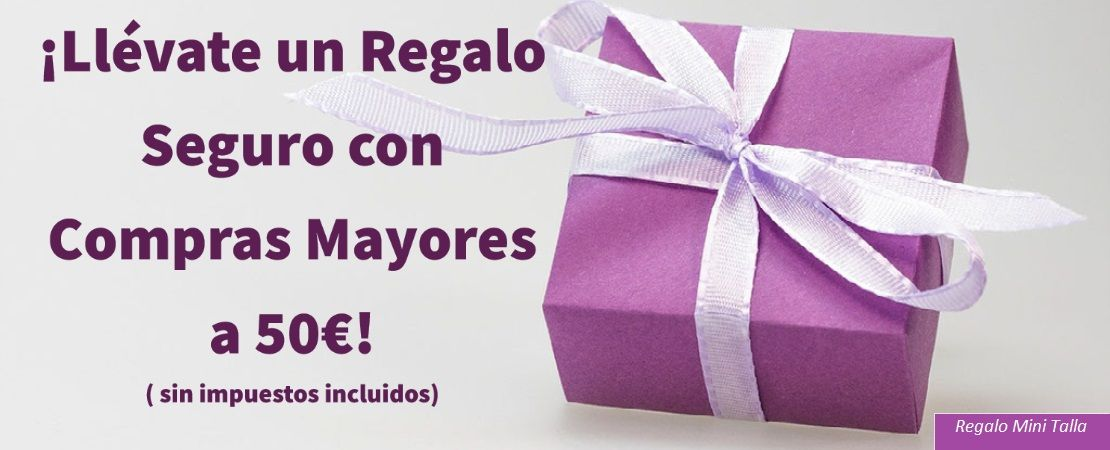 Regalo Mini Talla